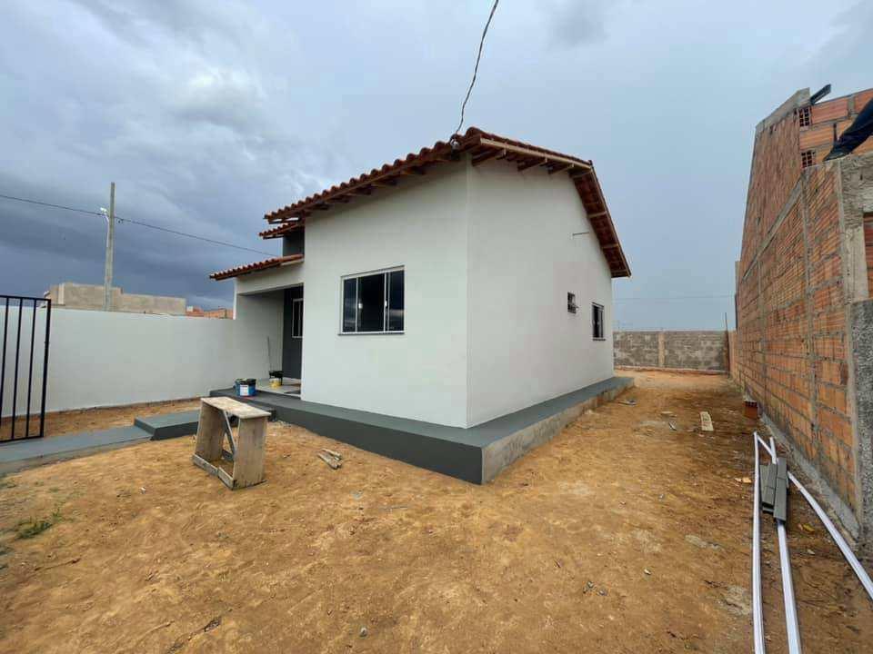 Casa com 2 dorms, Poncho Verde, Primavera do Leste - R$ 158 mil, Cod: 337