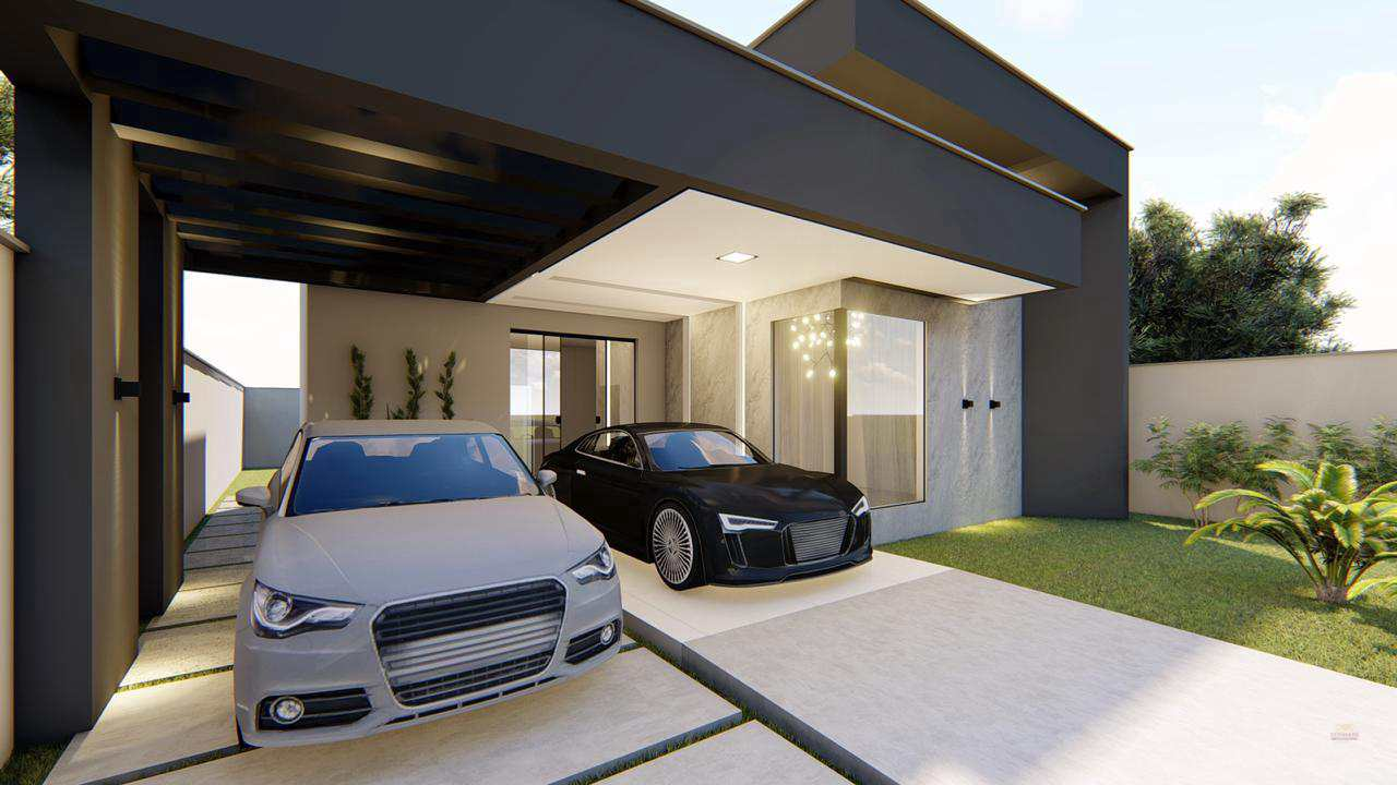 Casa com 2 dorms, Vertentes das Águas, Primavera do Leste - R$ 590 mil, Cod: 338