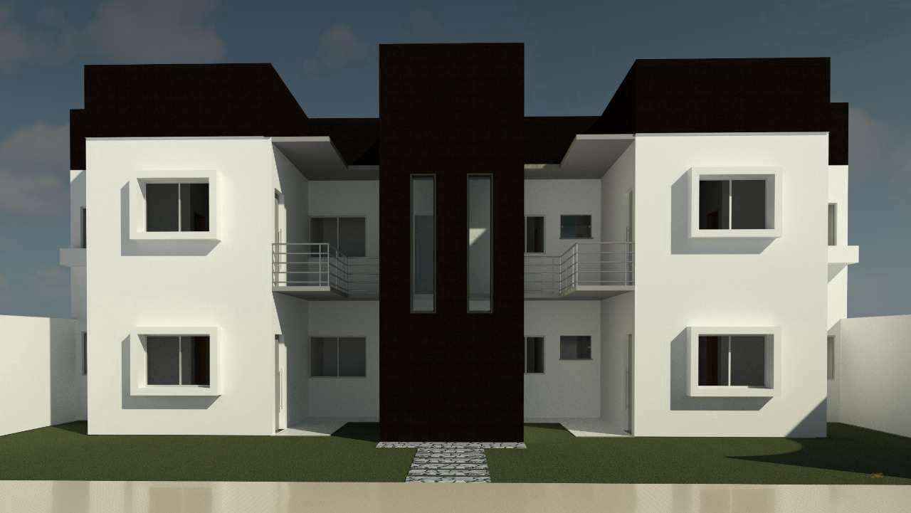 Apartamento com 2 dorms, Vertentes das Águas, Primavera do Leste - R$ 180 mil, Cod: 340