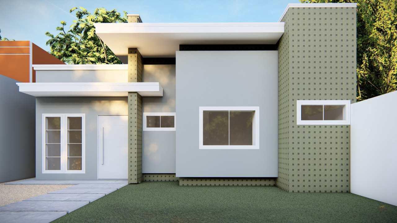 Casa com 2 dorms, BURITIS V, Primavera do Leste - R$ 290 mil, Cod: 345