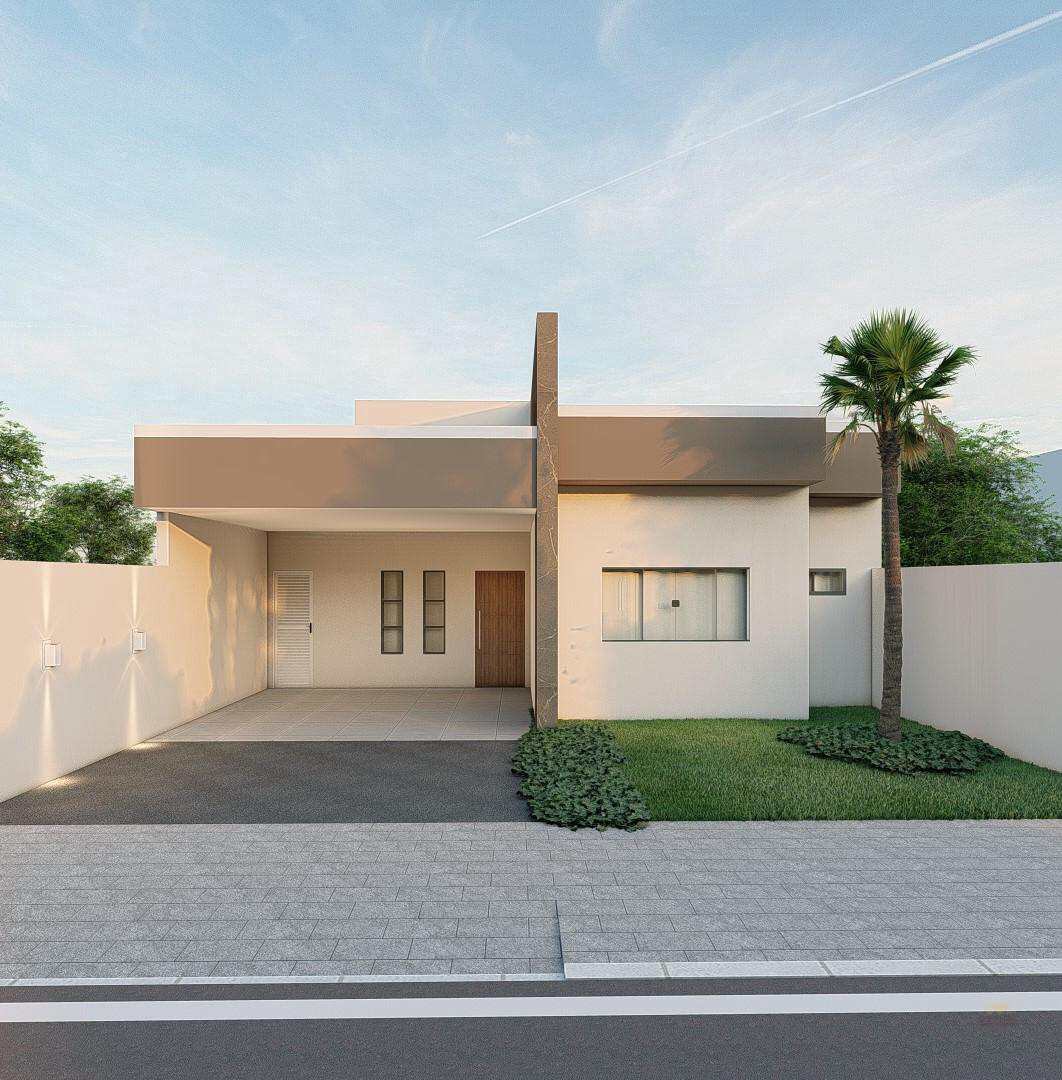 Casa com 1 dorm, JARDIM EUROPA, Primavera do Leste - R$ 420 mil, Cod: 348