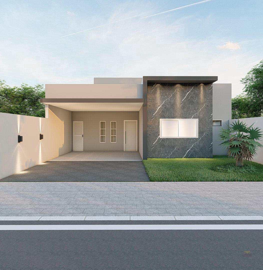 Casa com 1 dorm, JARDIM EUROPA, Primavera do Leste - R$ 420 mil, Cod: 349