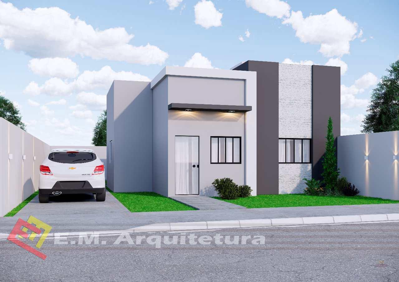 Apartamento com 2 dorms, Vertentes das Águas, Primavera do Leste - R$ 230 mil, Cod: 353