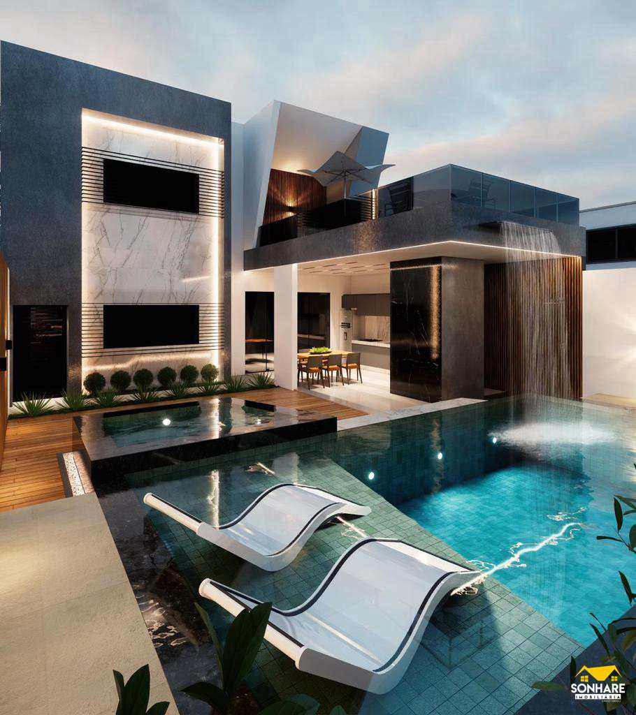 Casa com 3 dorms, Parque das Águas, Primavera do Leste - R$ 1.4 mi, Cod: 355