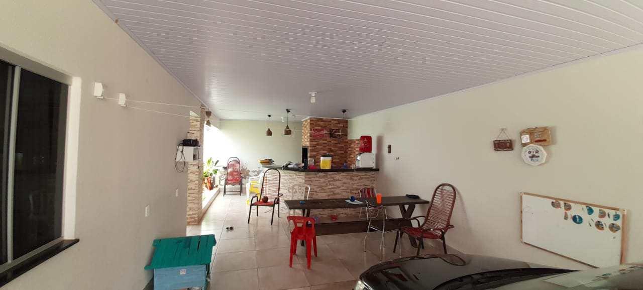 Casa com 2 dorms, Primavera III, Primavera do Leste - R$ 325 mil, Cod: 357