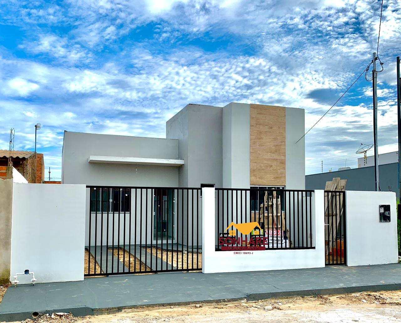 Casa com 1 dorm, ASSENTAMENTO BELA VISTA, Primavera do Leste - R$ 210 mil, Cod: 362