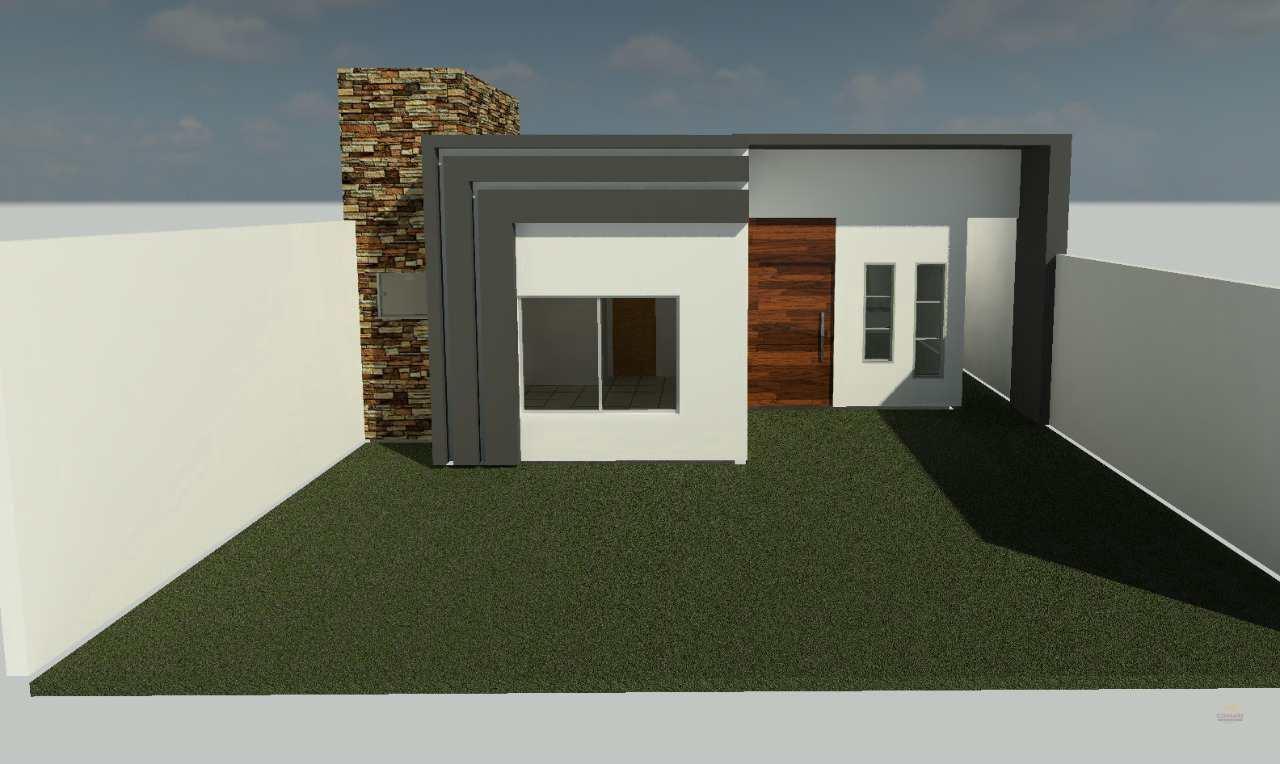 Casa com 1 dorm, BURITIS V, Primavera do Leste - R$ 230 mil, Cod: 371