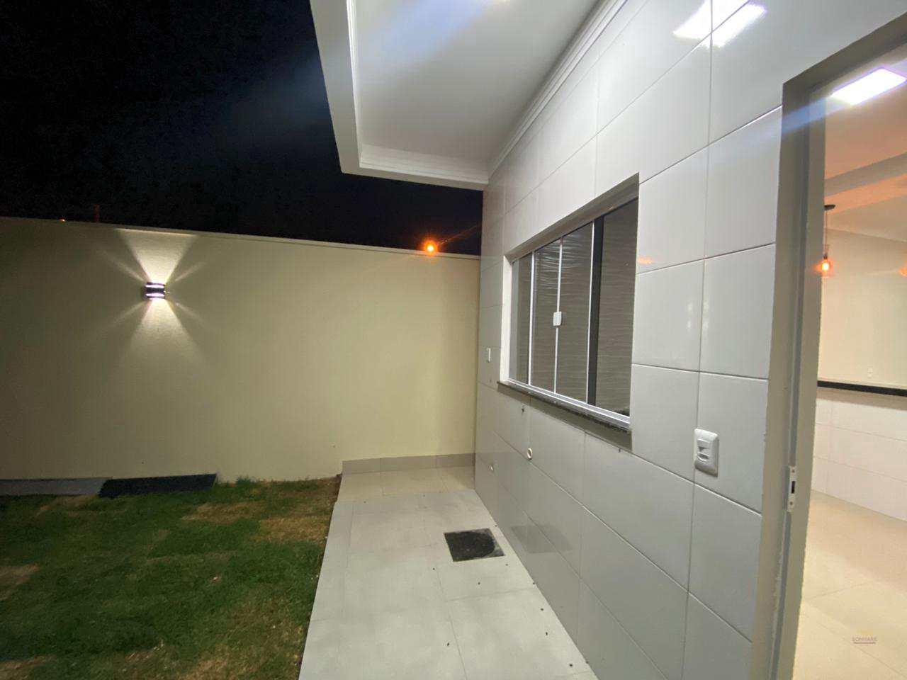 Casa com 2 dorms, BURITIS IV, Primavera do Leste - R$ 380 mil, Cod: 373