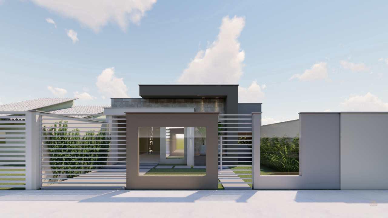 Casa com 2 dorms, JARDIM EUROPA, Primavera do Leste - R$ 320 mil, Cod: 384