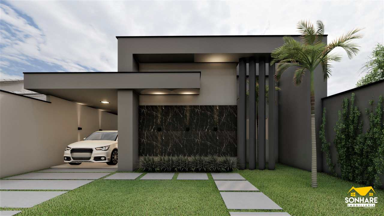 Casa com 2 dorms, JARDIM EUROPA, Primavera do Leste - R$ 320 mil, Cod: 385