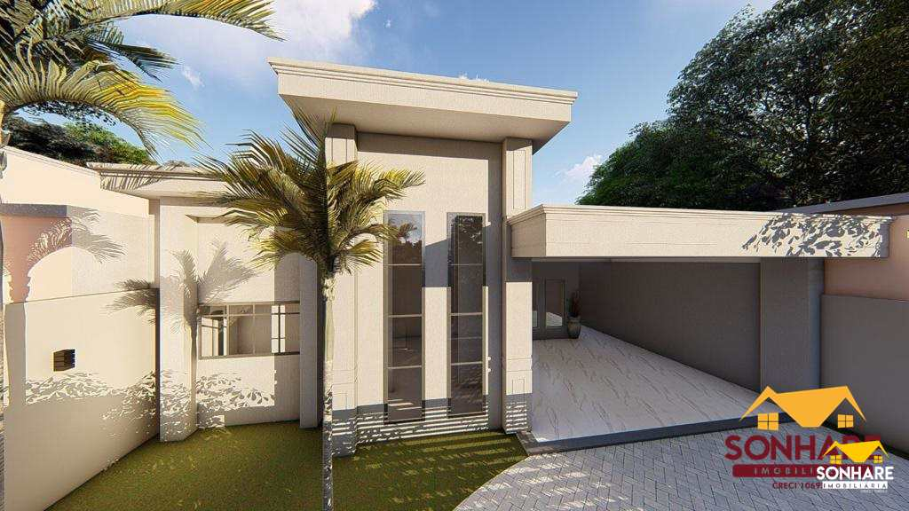 Casa com 2 dorms, Buritis II, Primavera do Leste - R$ 550 mil, Cod: 390