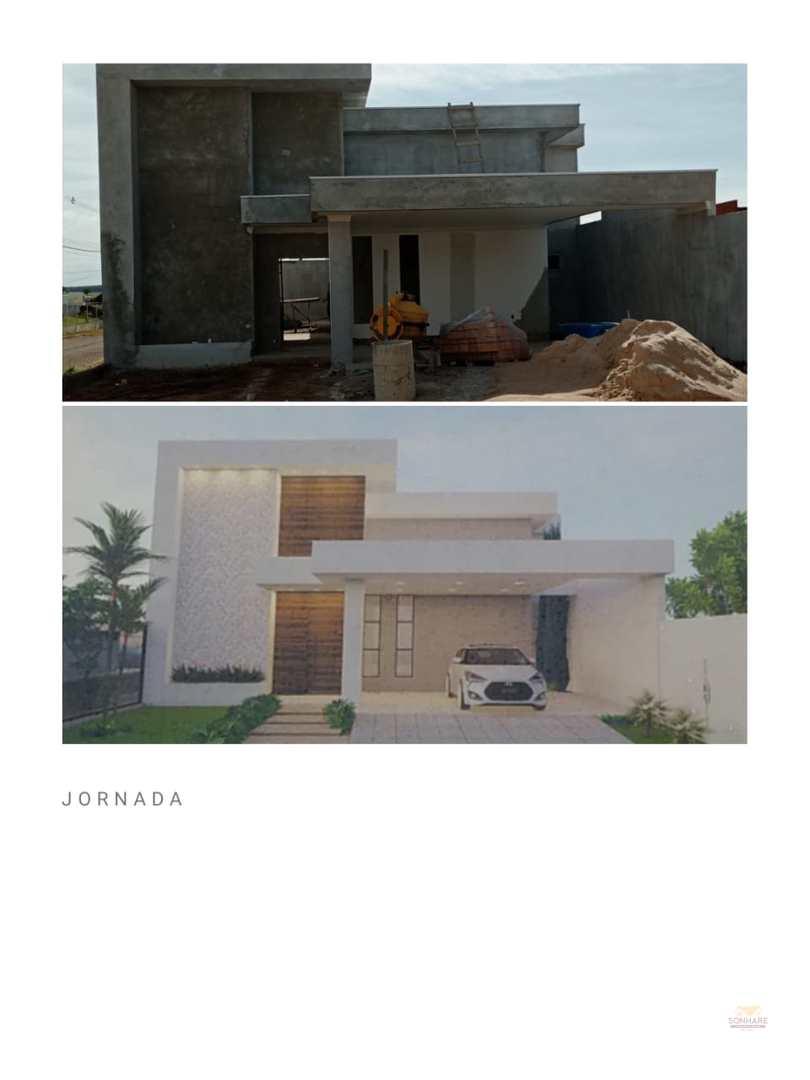 Casa com 2 dorms, Buritis I, Primavera do Leste - R$ 480 mil, Cod: 392