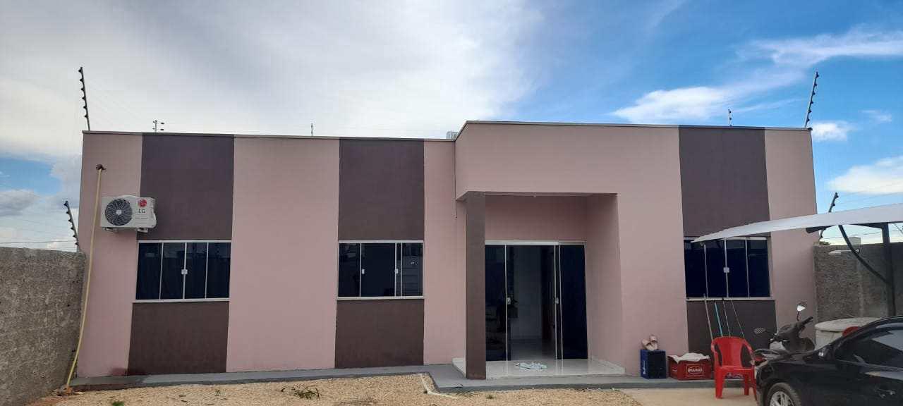 Casa com 2 dorms, PARQUE ELDORADO, Primavera do Leste, Cod: 405