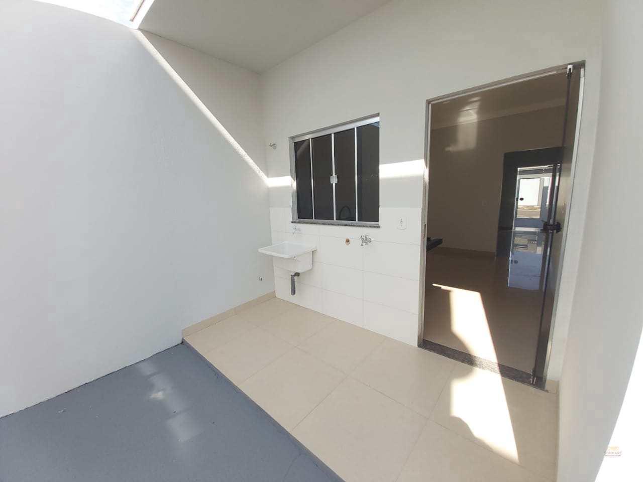 Casa com 2 dorms, Buritis II, Primavera do Leste - R$ 320 mil, Cod: 407