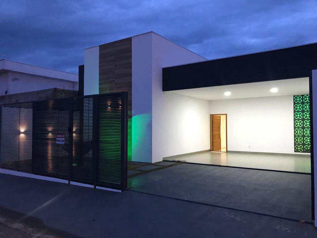 Casa com 2 dorms, Poncho Verde III - 4ª Ampliação, Primavera do Leste - R$ 475 mil, Cod: 408