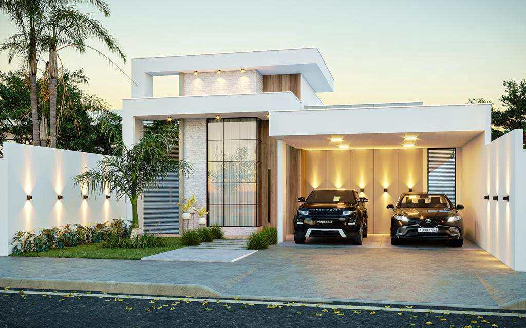 Casa com 2 dorms, PARQUE ELDORADO, Primavera do Leste - R$ 920 mil, Cod: 417
