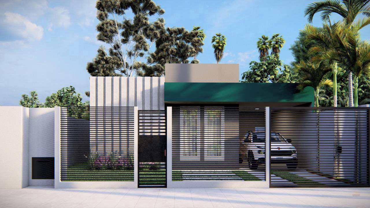 Casa com 2 dorms, BURITIS V, Primavera do Leste - R$ 350 mil, Cod: 420