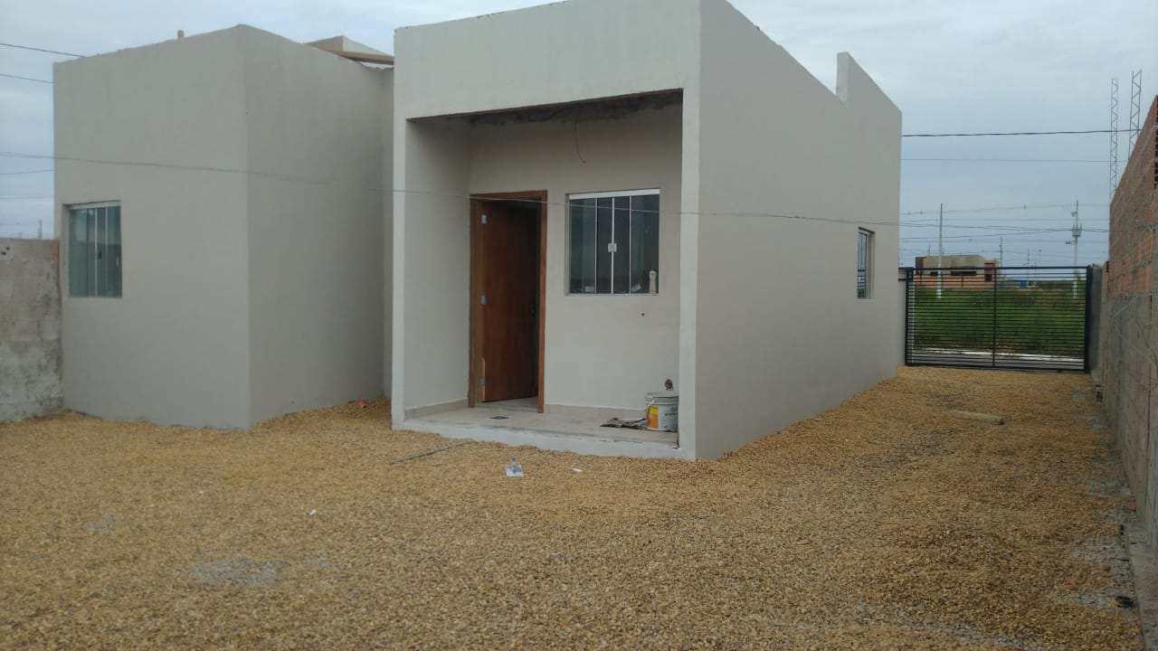 Casa com 1 dorm, ASSENTAMENTO BELA VISTA, Primavera do Leste - R$ 210 mil, Cod: 423