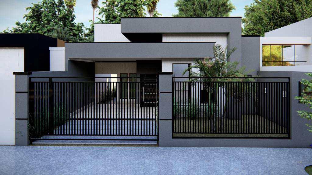 Casa com 2 dorms, BURITIS V, Primavera do Leste - R$ 320 mil, Cod: 424