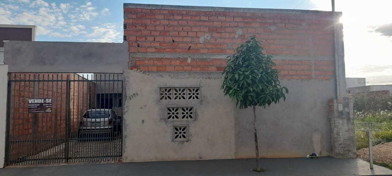 Casa com 2 dorms, Buritis II, Primavera do Leste - R$ 200 mil, Cod: 426