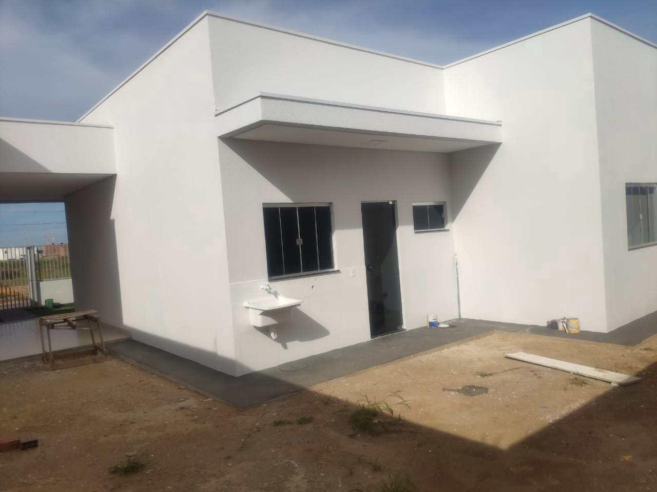 Casa com 2 dorms, Vertentes das Águas, Primavera do Leste - R$ 380 mil, Cod: 430