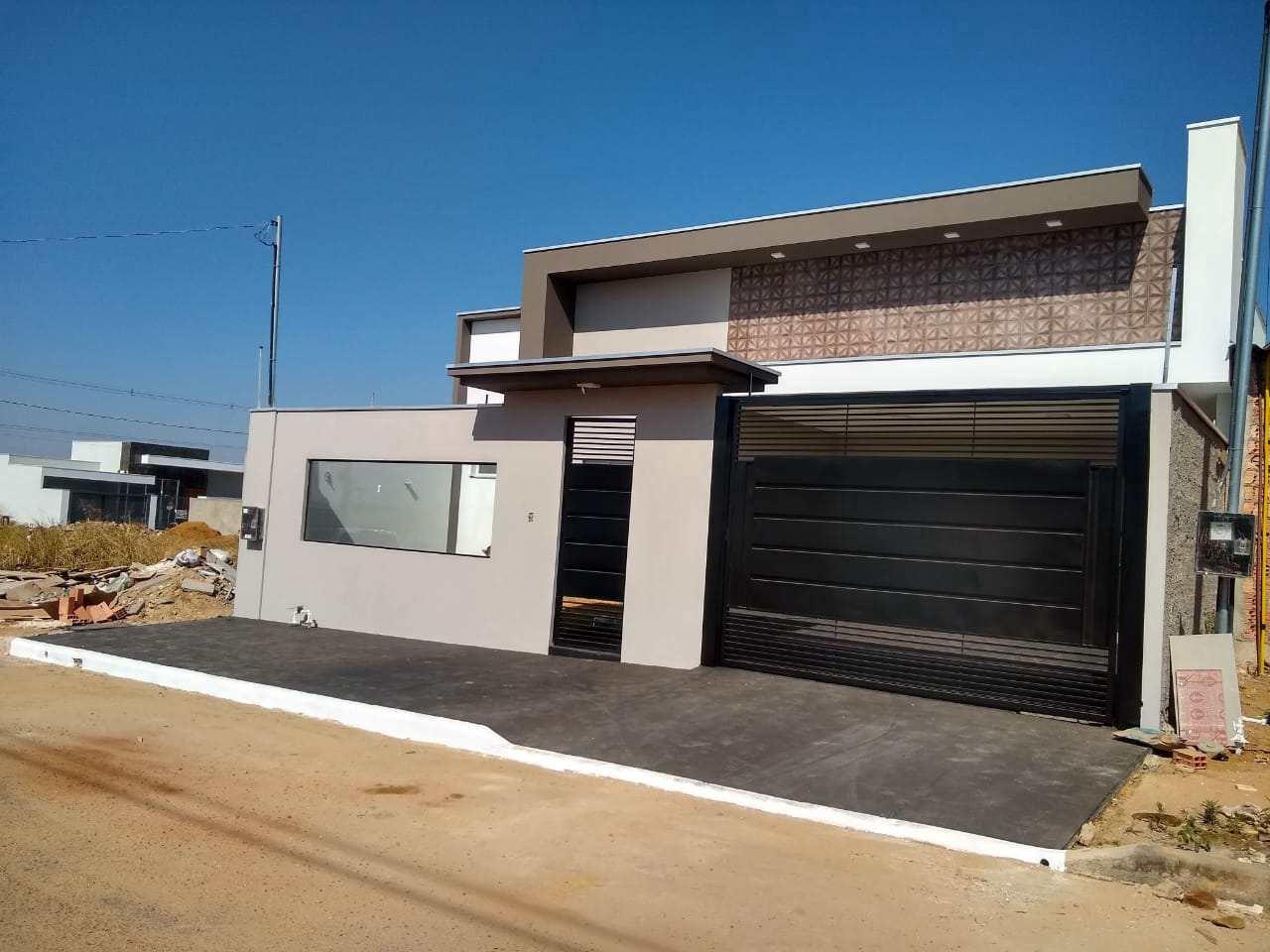 Casa com 2 dorms, Vertentes das Águas, Primavera do Leste - R$ 450 mil, Cod: 433