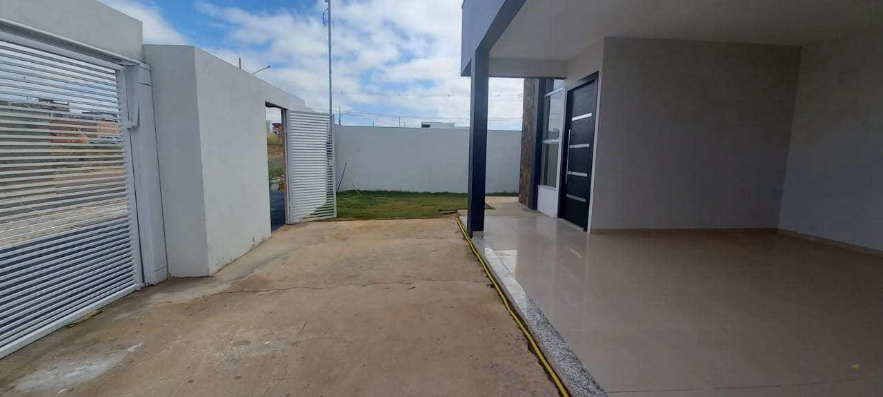 Casa com 2 dorms, Vertentes das Águas, Primavera do Leste - R$ 375 mil, Cod: 461