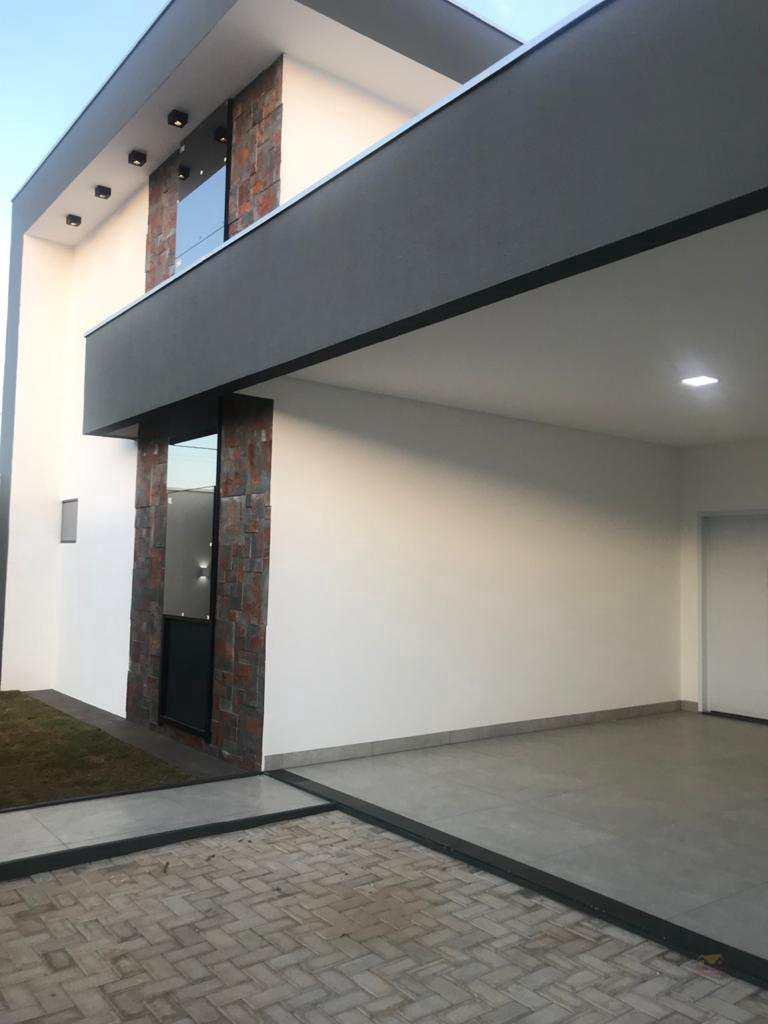 Casa com 2 dorms, Poncho Verde III, Primavera do Leste - R$ 560 mil, Cod: 466
