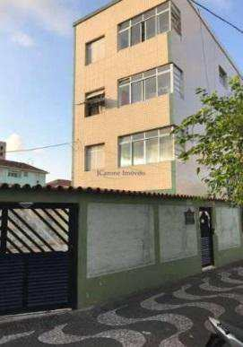 Apartamento com 2 dormitórios à venda, 80 m² por R$ 230.000,00 - Estuário - Santos/SP