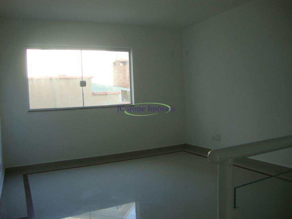 Casa com 2 dorms, Boqueirão, Santos - R$ 530 mil, Cod: 64132484