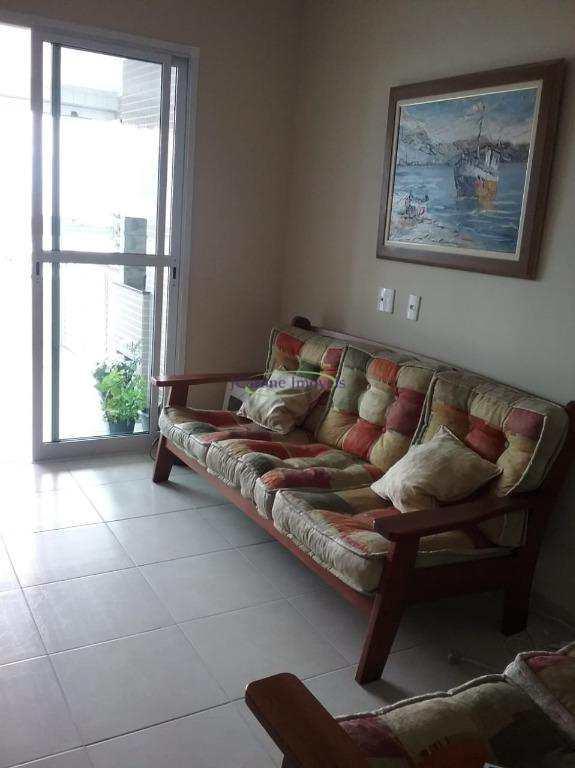 Apartamento com 2 dorms, Guilhermina, Praia Grande - R$ 400 mil, Cod: 64113212