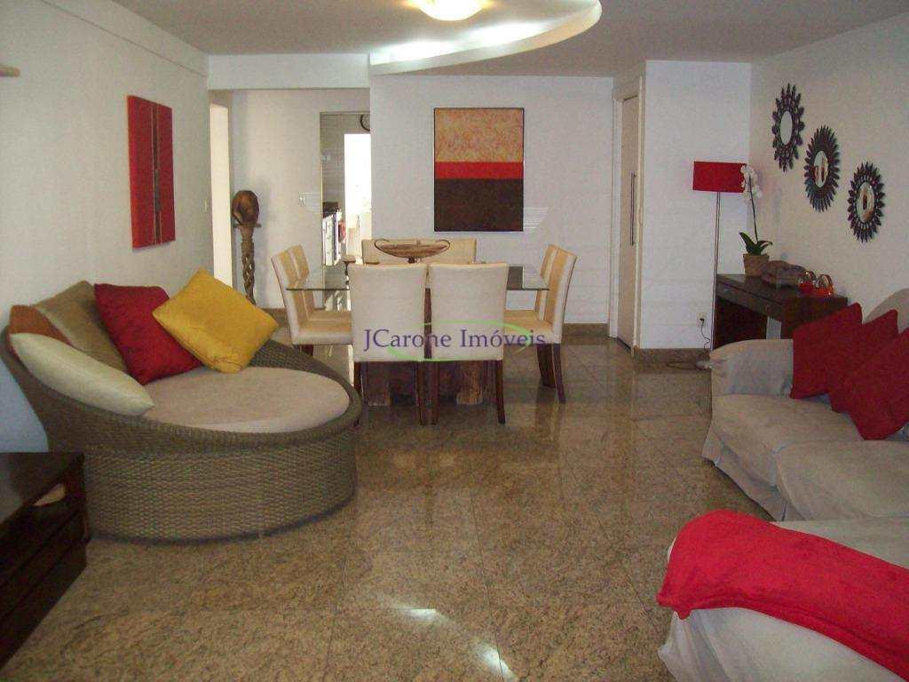 Excelente Apartamento no Gonzaga  - 3 Vagas – Lazer – Santos/SP