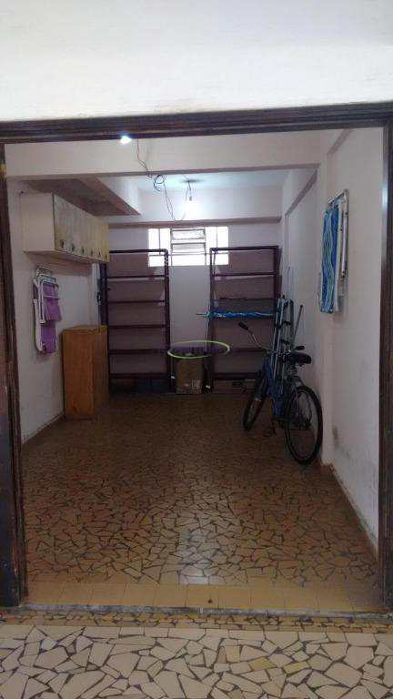 Apartamento com 3 dorms, Campo Grande, Santos - R$ 379 mil, Cod: 64104462