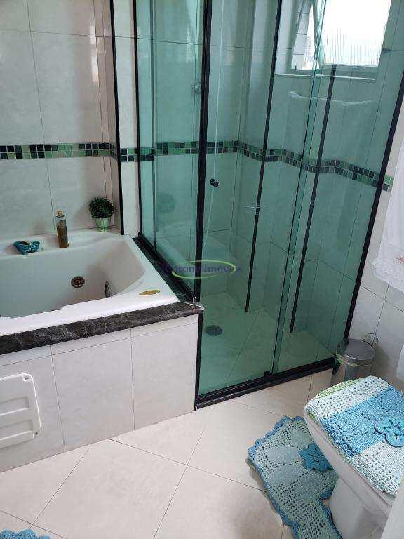 Apartamento com 3 dorms, Aparecida, Santos - R$ 640 mil, Cod: 64088380