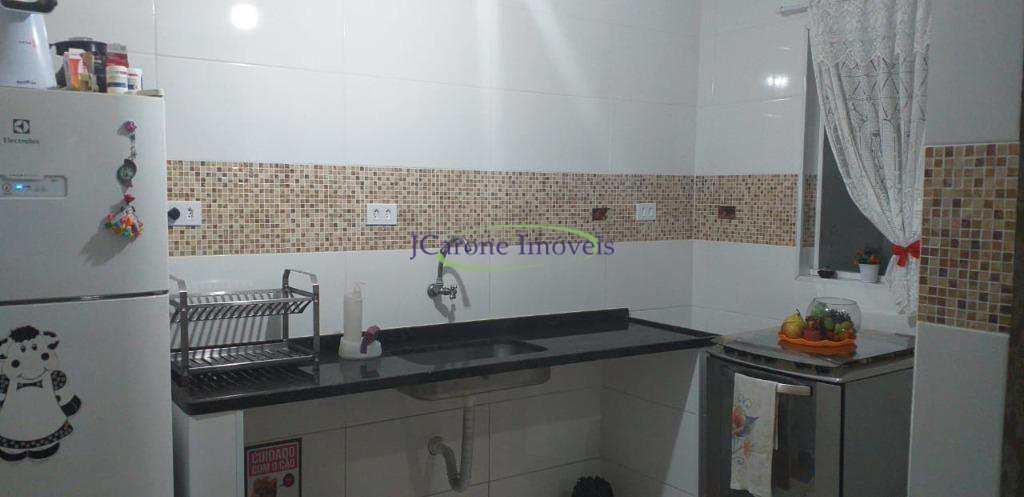 Casa com 2 dormitórios à venda, 75 m² por R$ 280.000 - Macuco - Santos/SP
