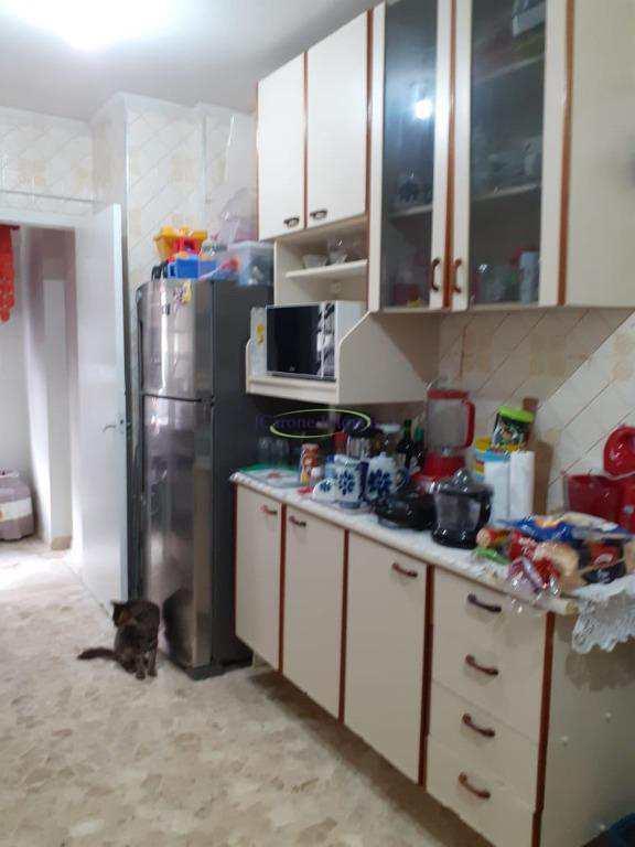 Apartamento com 2 dormitórios à venda, 115 m² por R$ 360.000 - Barra Funda - Guarujá/SP