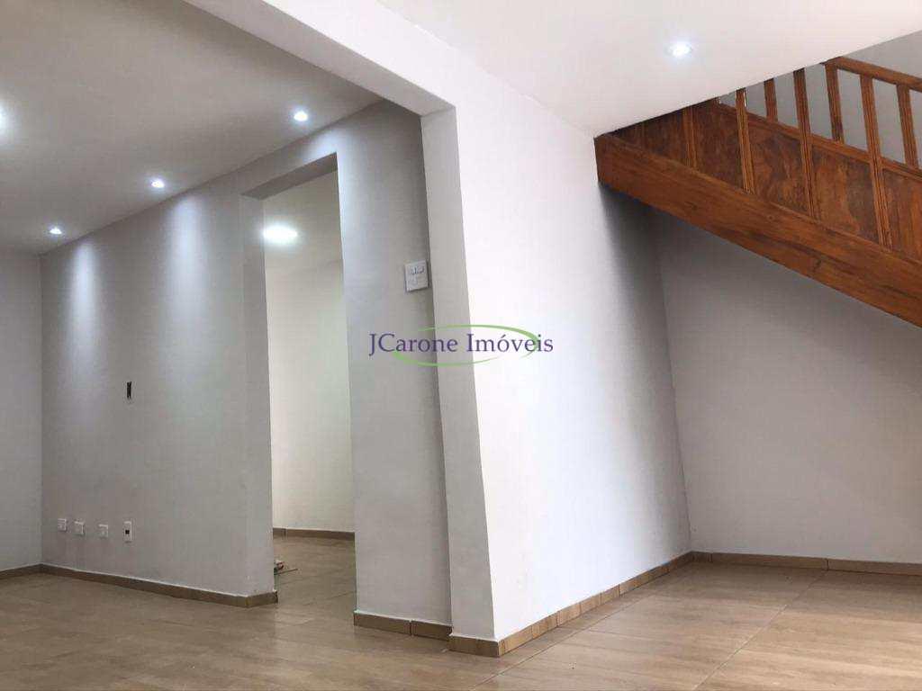 Casa com 2 dorms, Marapé, Santos - R$ 490 mil, Cod: 64068487