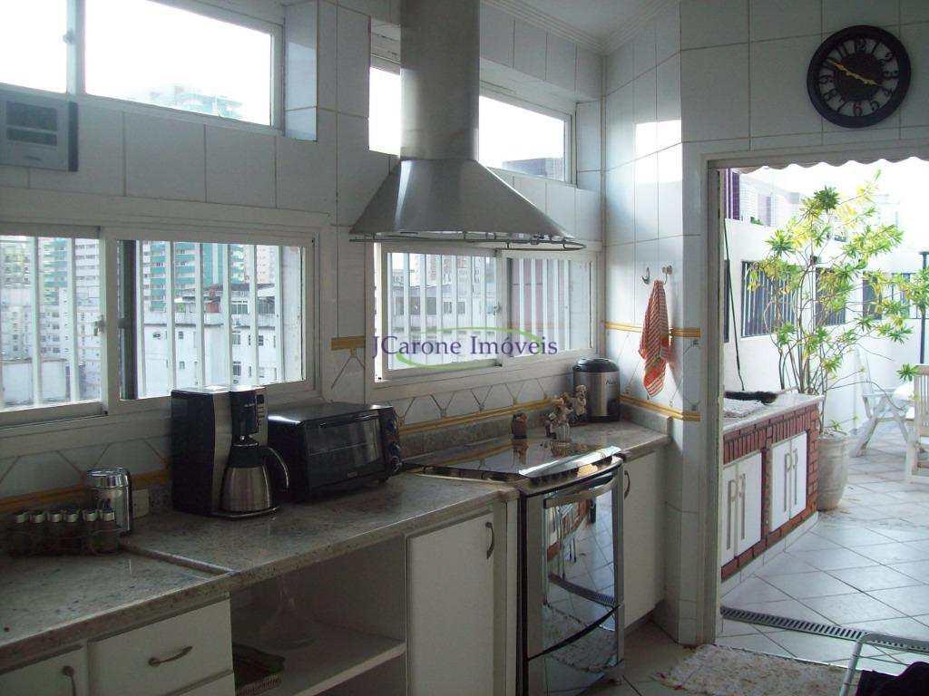 Venda / Permuta - Cobertura Duplex - Boqueirão - Santos/SP