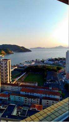 Apartamento em frente ao Mar / - Ponta da Praia - Santos/SP