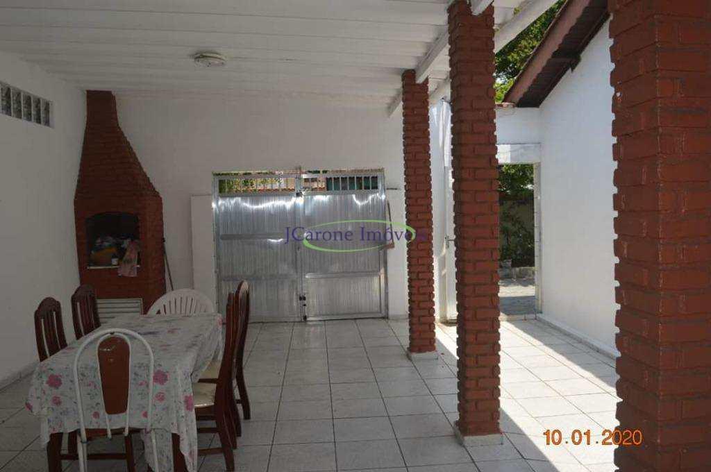 Casa com 3 dormitórios à venda, 110 m² por R$ 595.000 - Macuco - Santos/SP