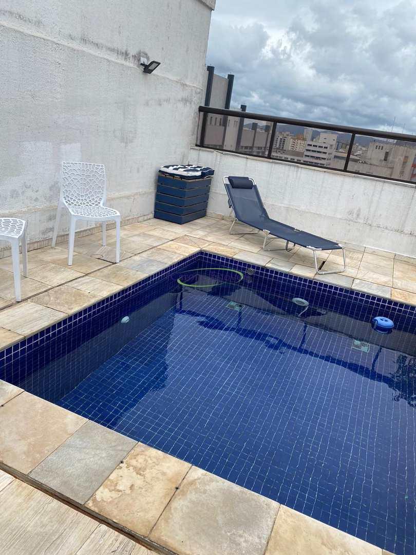 Cobertura com 3 dorms, Boqueirão, Santos - R$ 1.49 mi, Cod: 64048748