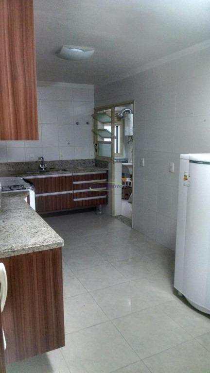 Apartamento com 4 dorms, Gonzaga, Santos - R$ 1.38 mi, Cod: 64024053
