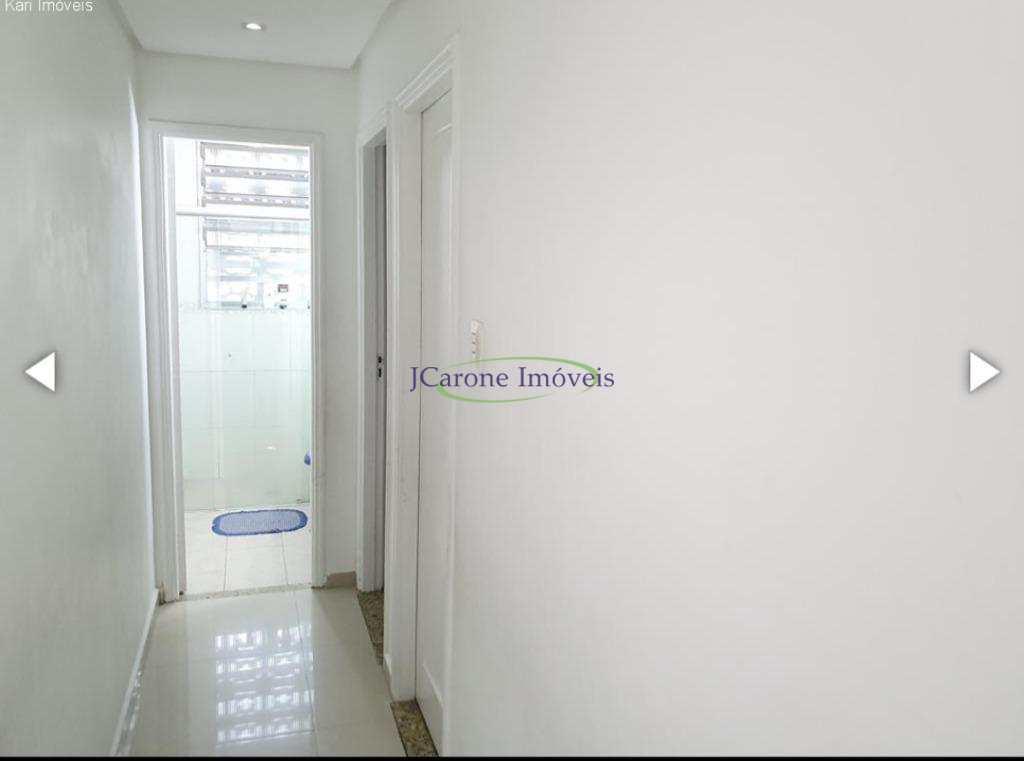 Apartamento com 2 dormitórios à venda, 74 m² por R$ 265.000 - Campo Grande - Santos/SP