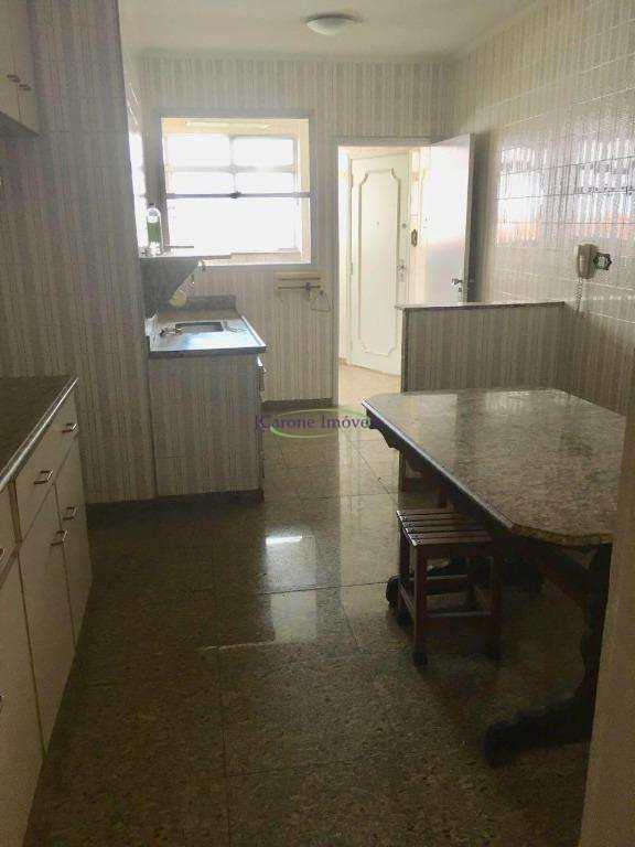 Apartamento com 3 dormitórios à venda, 175 m² por R$ 620.000 - Boqueirão - Santos/SP