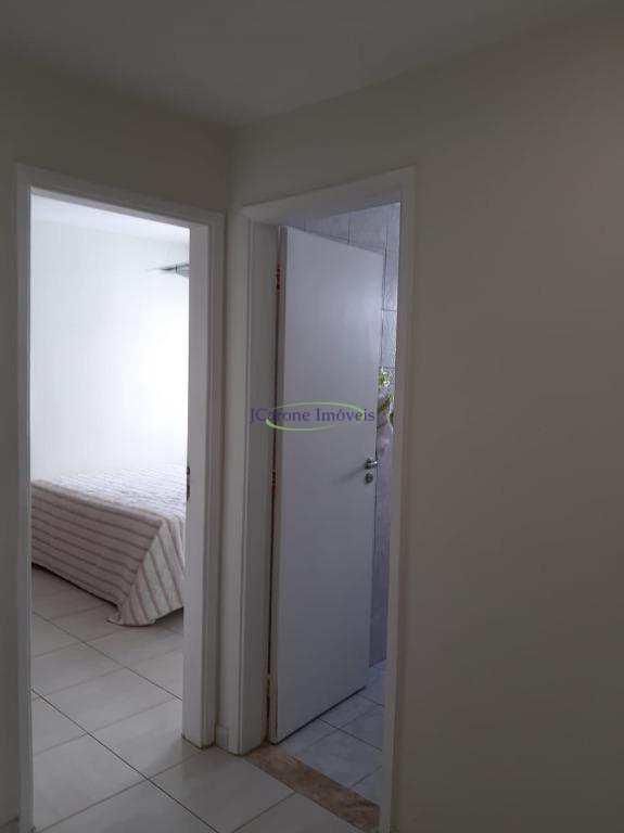 Apartamento com 2 dorms, Gonzaga, Santos - R$ 550 mil, Cod: 63991068