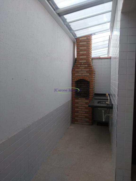 Casa com 2 dormitórios à venda, 100 m² por R$ 750.000 - Embaré - Santos/SP