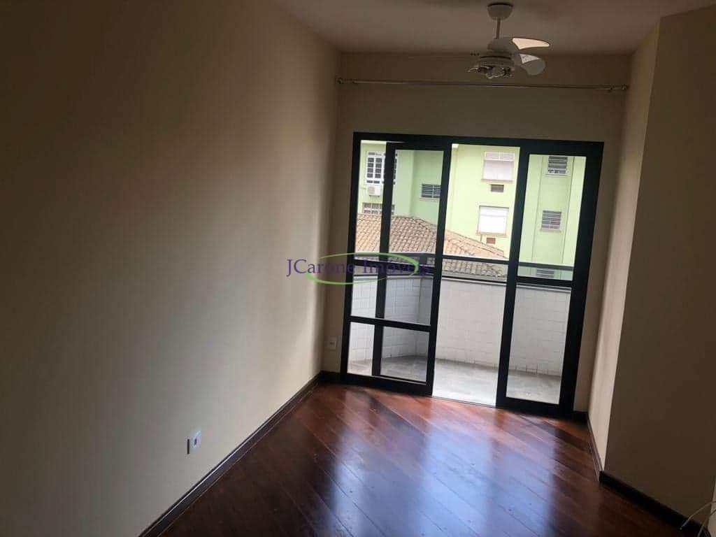 Apartamento com 1 dormitório à venda, 48 m² por R$ 320.000 - Gonzaga - Santos/SP