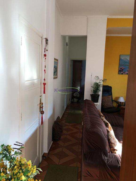 Apartamento com 1 dorm, José Menino, Santos - R$ 235 mil, Cod: 63826121