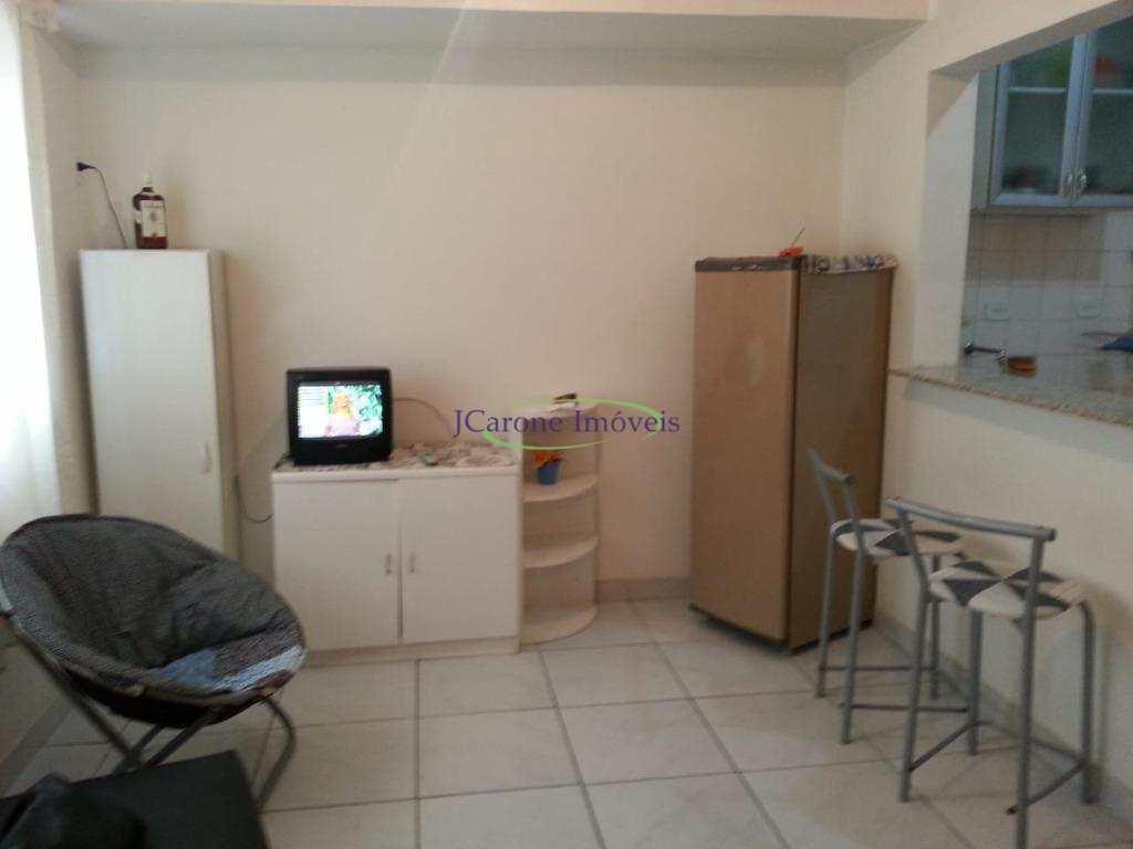 Kitnet à venda, 39 m² por R$ 212.000 - Embaré - Santos/SP