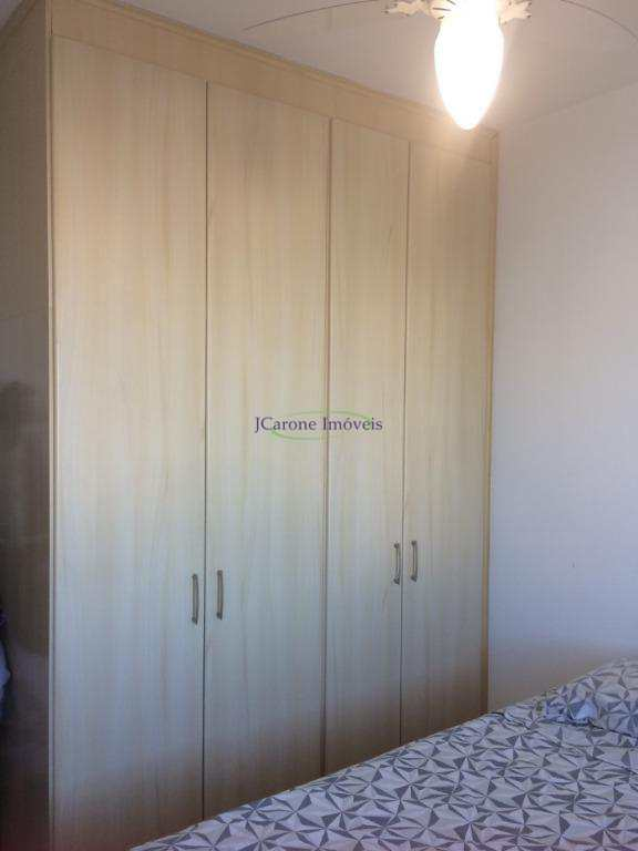 Apartamento com 2 dormitórios à venda, 77 m² por R$ 580.000 - José Menino - Santos/SP